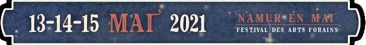 banner Namur en Mai 2021